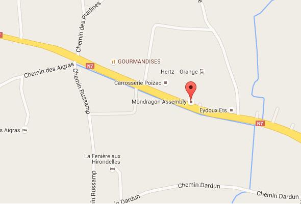 Mondragon Assembly France