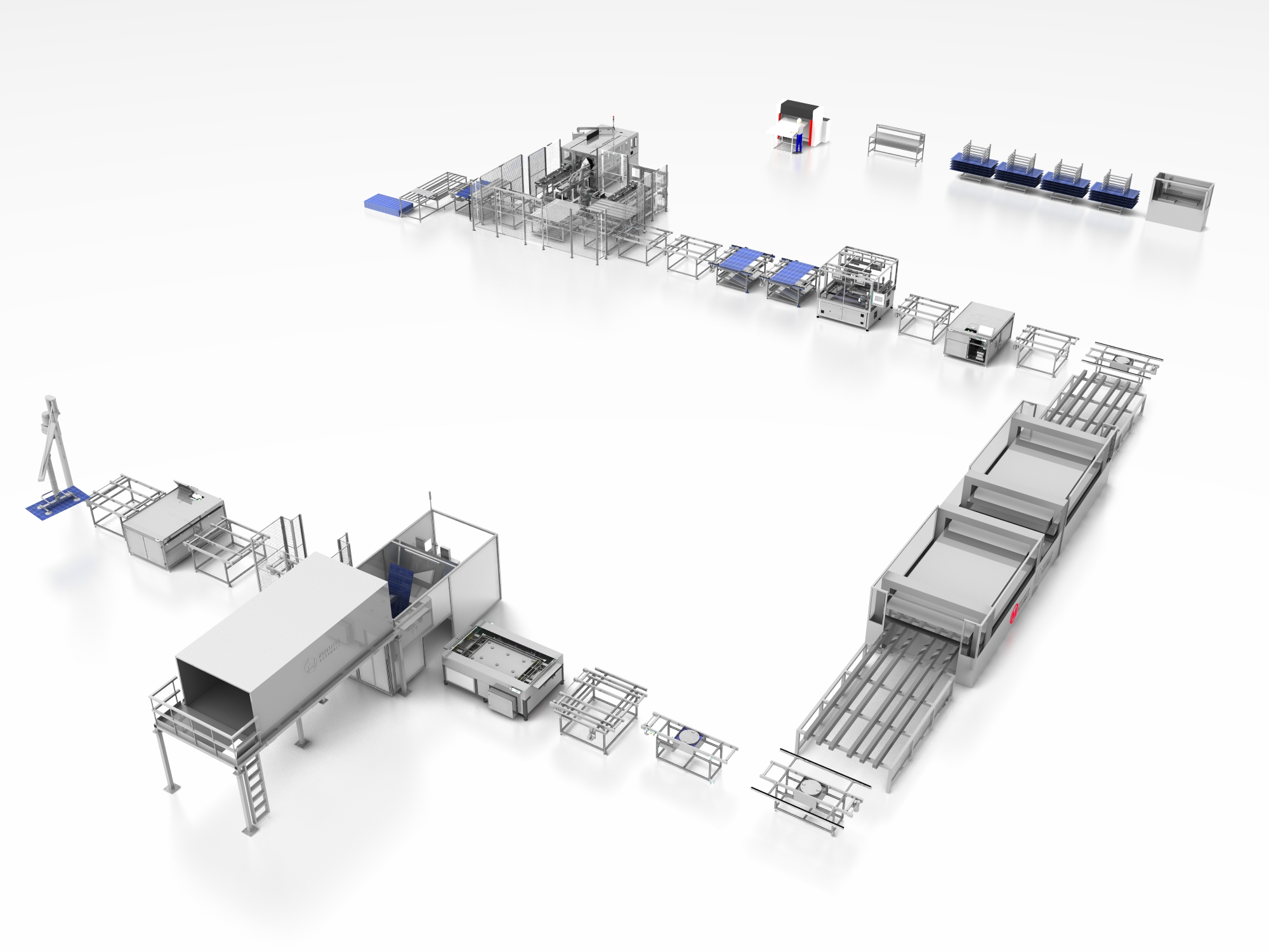 Turnkey Solar Manufacturing Line Tailor Made Business